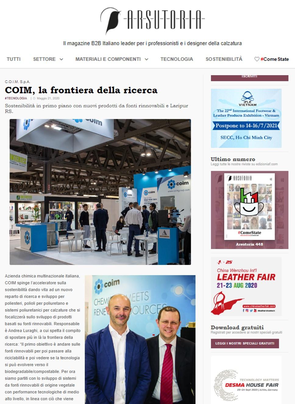Arsutoria_intervista_Coim_IT